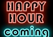 Valentine's Happy Hour & shop for your Valentine