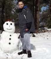 בשלג בהר אדר