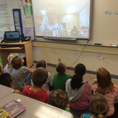 Meeting With Mrs. H's Class