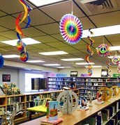 Ingleside High School Library