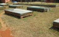 Outdoor Worm Breeding Beds