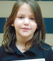 Helayna Gonzalez - First Grade