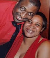 ERIC GARNER AND HIS WIFE