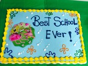 BEST SCHOOL EVER by Mr. Miles, our superintendent