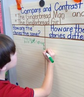 Comparing and Contrasting Two Gingerbread Stories