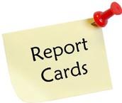3rd Quarter Report Card Dates