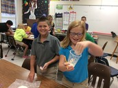Oobleck in Mrs. Gordon's Class