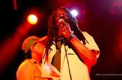 Legend - Bob Marley experiance