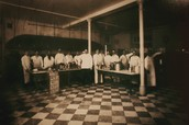 Kitchen Staff