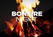 Bonfire Is Tomorrow!