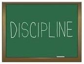Discipline Feedback