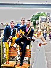Wedding Singer and Entertainment in Lancashire, North West