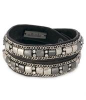Candy Wrap Bracelet - Black $29.50