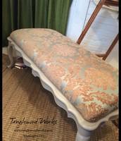Upholstered Bench ~ $195