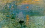 Impression:Sunrise- Claude Monet