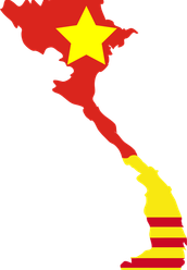 The Vietnamese Flag for both South and North Vietnam + Some facts