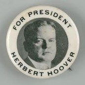 Herbert Hoover's campaign ad