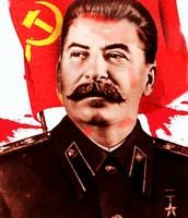 סטלין לרקע הסמל