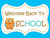 WELCOME BACK, EVERYONE!