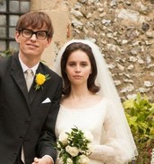 Wife and Stephen Hawking's