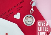 "Valentine's Day Is the Perfect Time for A ""loving, living, locket!"""