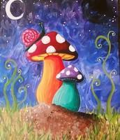 Toadstool Twilight