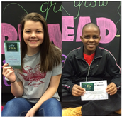 Holiday Reading Challenge Winners!