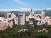 Bienvenido a Mendoza!