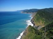 coastal range
