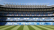 The Estadio Santiago Bernabéu