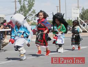 The tigua dance occurs on every christian holiday