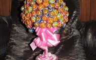 Chuppa Chups Mini Lollies Sweet Tree