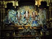 Isckon temple