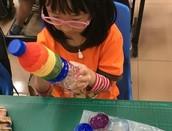 水彩瓶 彩繪課程
