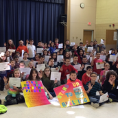 Bullying Prevention Pledge at Pleasant Street