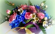 Цветни кошнички