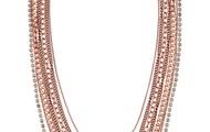 Ginger Necklace - Rose Gold