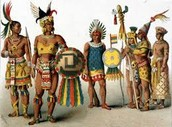 This is the Aztec family
