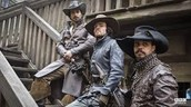 About the Musketeers