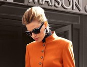Evonya Easley, Fashion Expert on Campus!