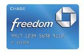 Description: Chase Freedom