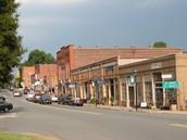 Estamos ubicados en Waxhaw , Carolina del Norte