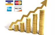 Credit Interest Rises Over Time