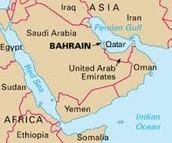 Bahrain Geography.