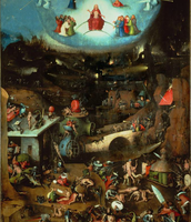 Triptych of The last Judgement (1504)