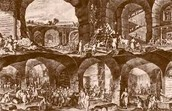 Salt Mine 1700s