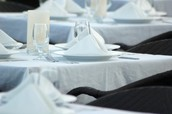 THE DOS AND DON'TS OF DINING ETIQUETTE