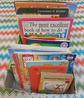 SHS Book Club Donates Books