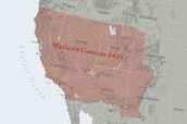 States that used to be part of Mexico that are USA states now