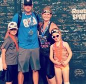 My Family Spartan Race